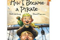 Ahoy there matey! Pirate books rock.