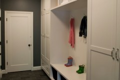 A Killer Mudroom/Laundry Combo...