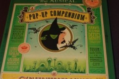Wicked: The Pop-Up Book (Giveaway!)