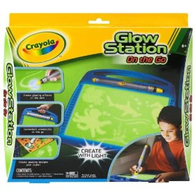 Crayola Glow In The Dark