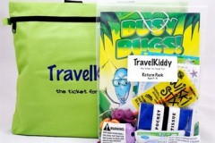 The Travel Kiddy (Giveaway)