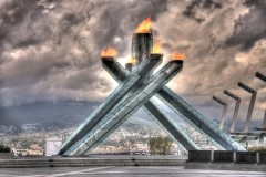 The Olympic Cauldron by Duncan Rawlinson at thelastminuteblog.com
