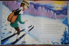 Learning to Ski with Mr. Magee (Giveaway)