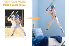 Shutterfly Wall Decals (Giveaway!)
