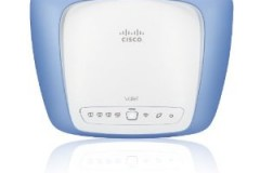 Cisco Valet Wireless Router Winner!