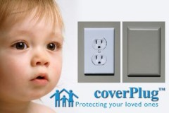 Super-Safe Outlets - Cover Plugs