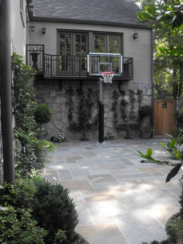 Outdoor Sport Court Yoga Space Entertaining Space The Good Stuff Guide