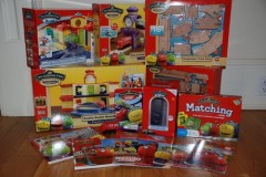 Chuggington Lalapalooza Winners!
