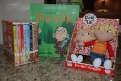 {Giveaway} Charlie and Lola Set