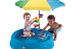 {Giveaway} The Step2 Play and Shade Pool