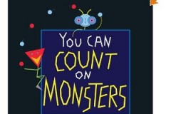 {Giveaway} You Can Count On Monsters book