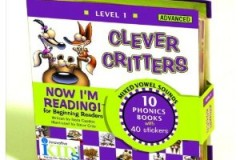 Now I'm Reading Clever Critters