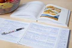 {Giveaway} Organized Family Menu Planner
