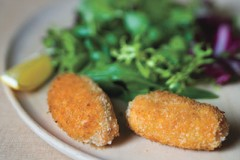 Chicken & Sweet Potato Croquettes