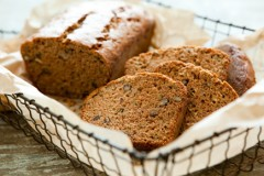 Zucchini Bread {Makes Two Loaves!}