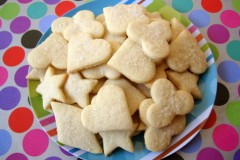 Family Secret Sugar Cookies