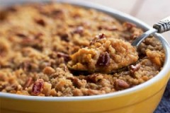 Could be Dessert: Sweet Potato Casserole