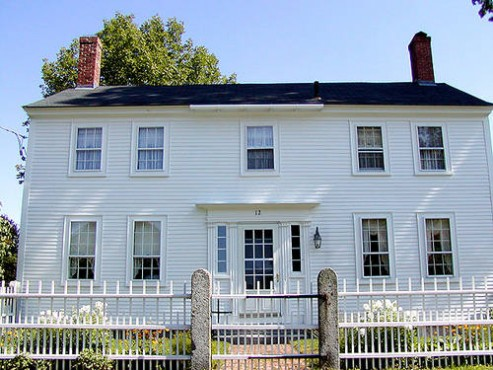 Home styles defined part 1 the good stuff guide for Homes in colonial america