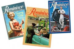 Reminisce Three Covers