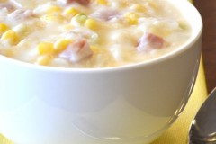 Southwest Potato-Corn Chowder