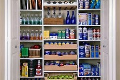 Mission Organization: The Pantry