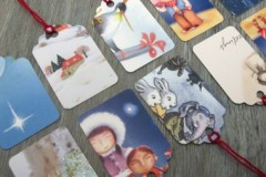 UpCycling Christmas Cards...