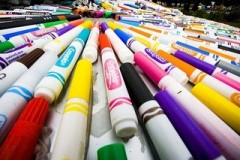 Crayola Marker Recycling: Petition