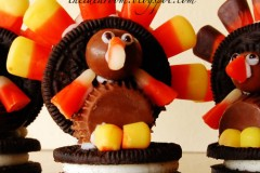 Simple! Edible! Turkey Crafts